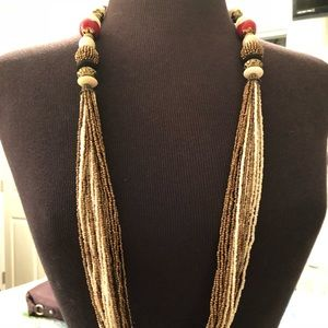 Accessories - Gorgeous set of 20 strands of beads together. 19""